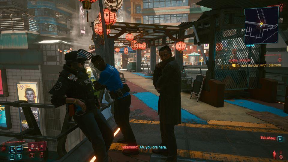 cyberpunk 2077 - gimme danger mission