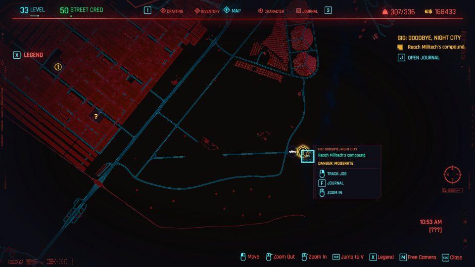 cyberpunk 2077 - goodbye, night city guide