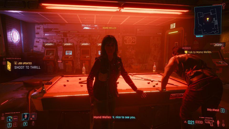 cyberpunk 2077 - heroes tips