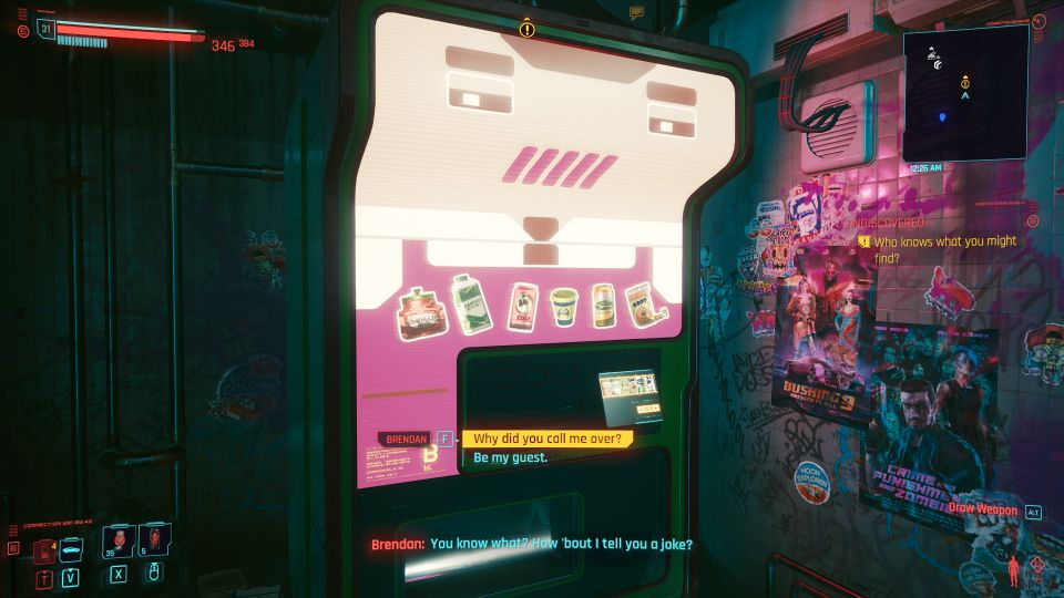 cyberpunk 2077 - i can see clearly now guide