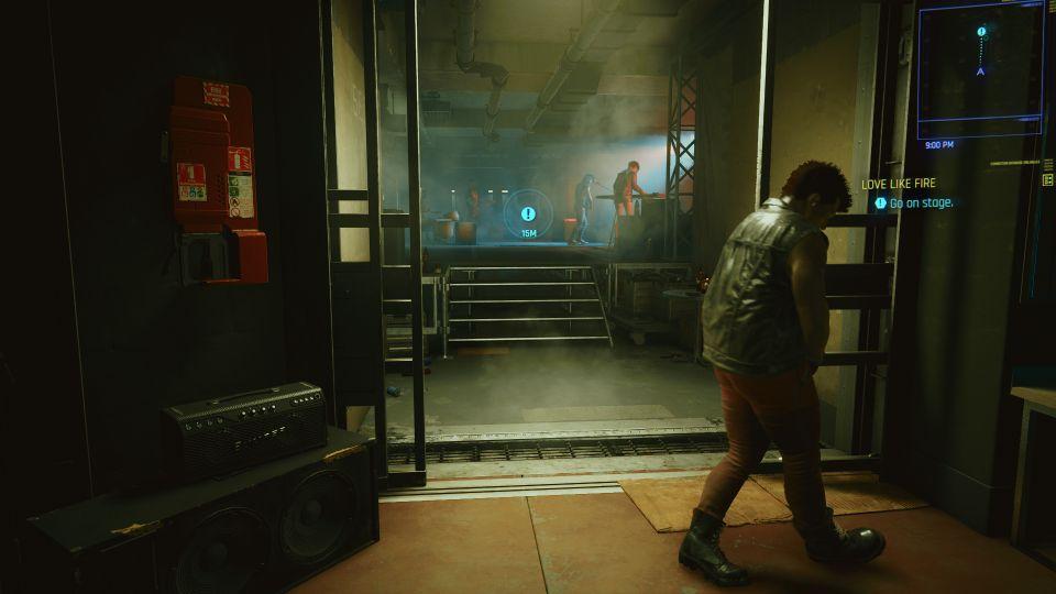 cyberpunk 2077 - love like fire guide