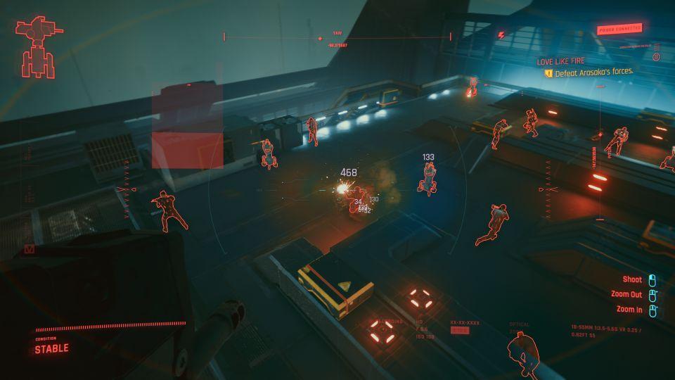 cyberpunk 2077 - love like fire wiki