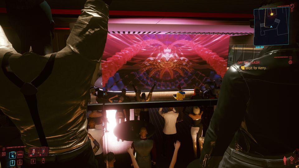 cyberpunk 2077 - off the leash walkthrough