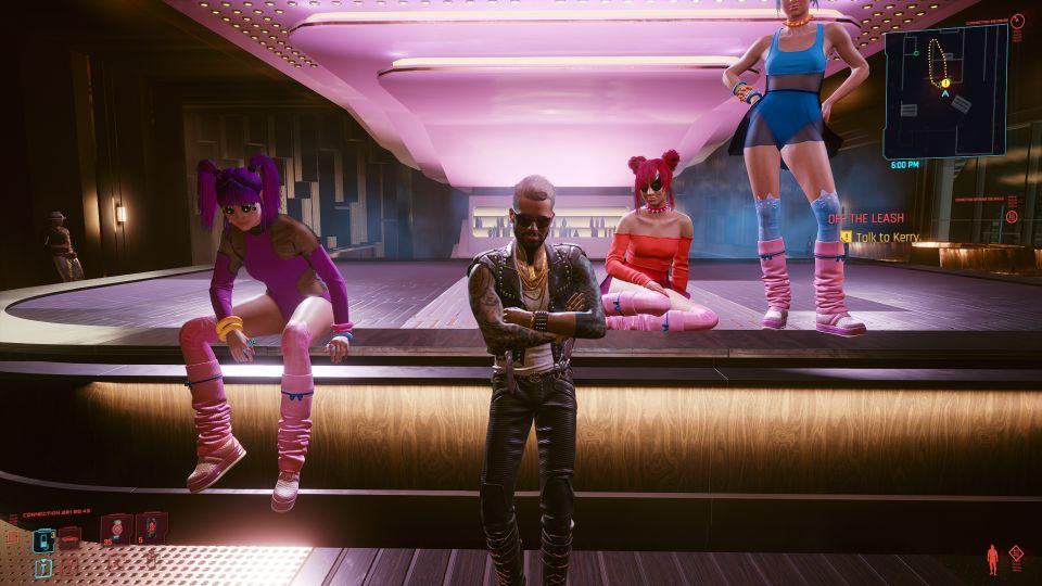 cyberpunk 2077 - off the leash wiki