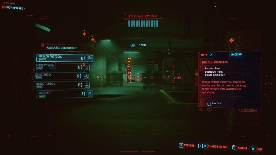 cyberpunk 2077 - pisces choices