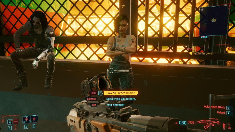 cyberpunk 2077 - pisces mission