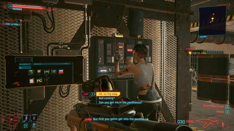 cyberpunk 2077 - pisces wiki