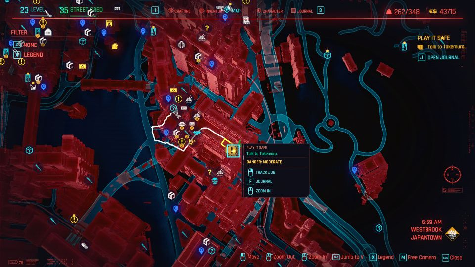 cyberpunk 2077 - play it safe guide