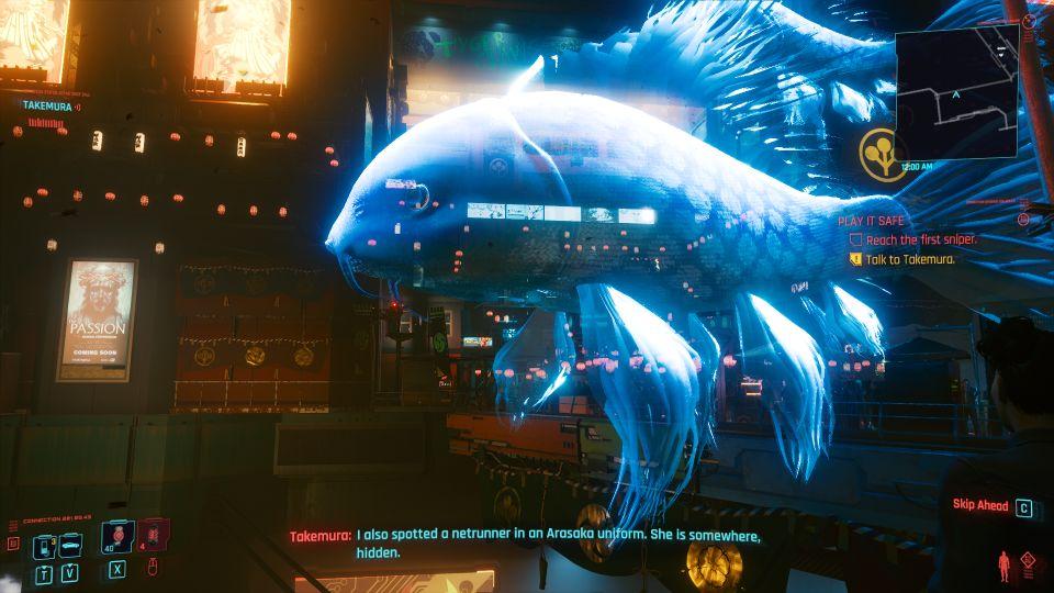 cyberpunk 2077 - play it safe mission
