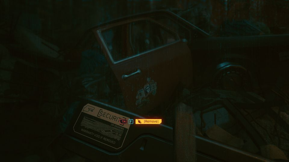 cyberpunk 2077 - playing for time mission