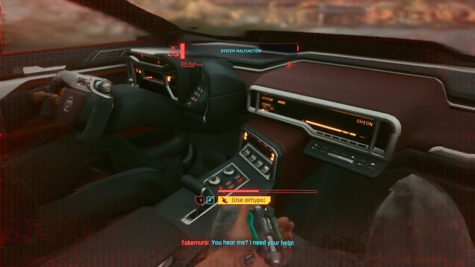 cyberpunk 2077 - playing for time tips