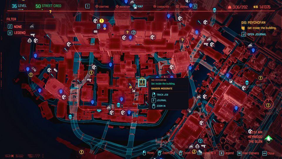 cyberpunk 2077 - psychofan guide