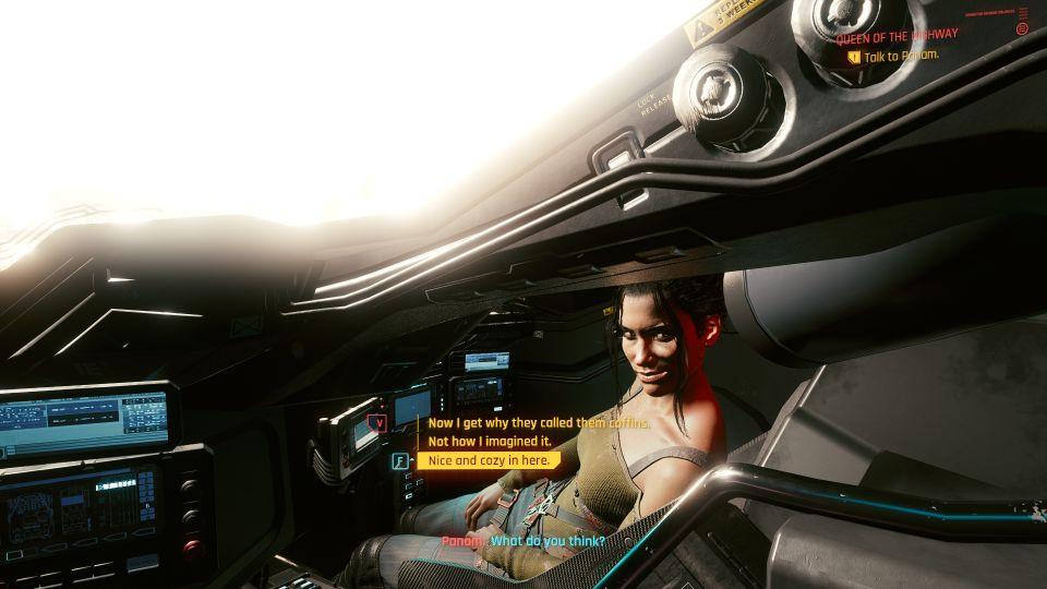 cyberpunk 2077 - queen on the highway wiki