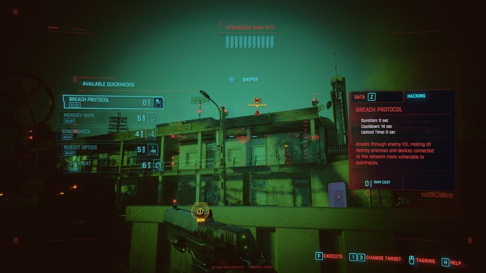 cyberpunk 2077 - radar love mission