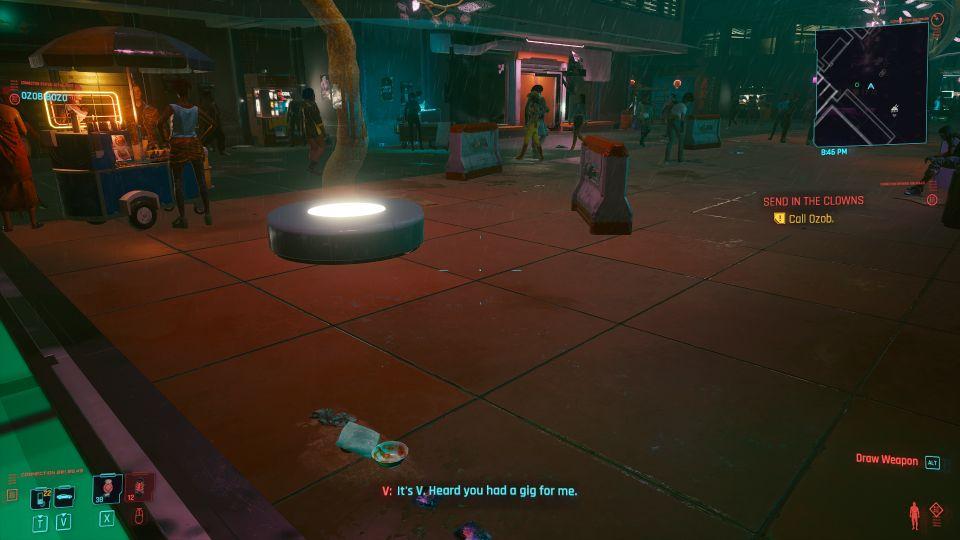 cyberpunk 2077 - send in the clowns guide