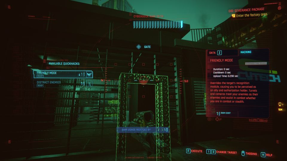cyberpunk 2077 - severance package wiki