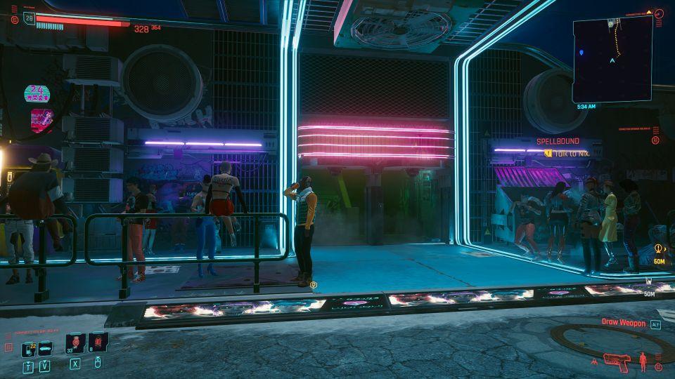 cyberpunk 2077 - spellbound guide