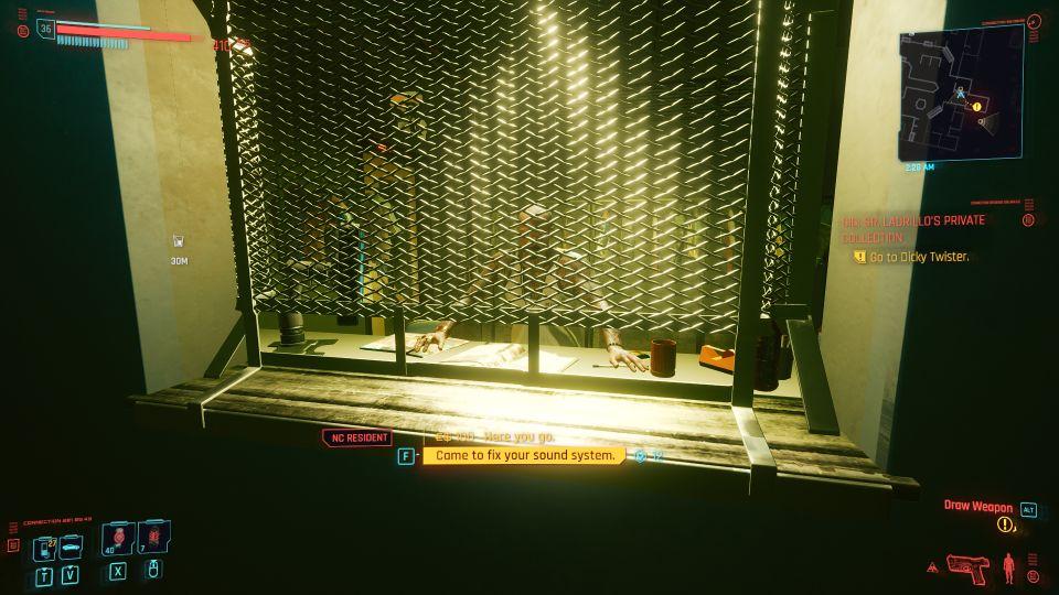cyberpunk 2077 - sr ladrillo's private collection wiki