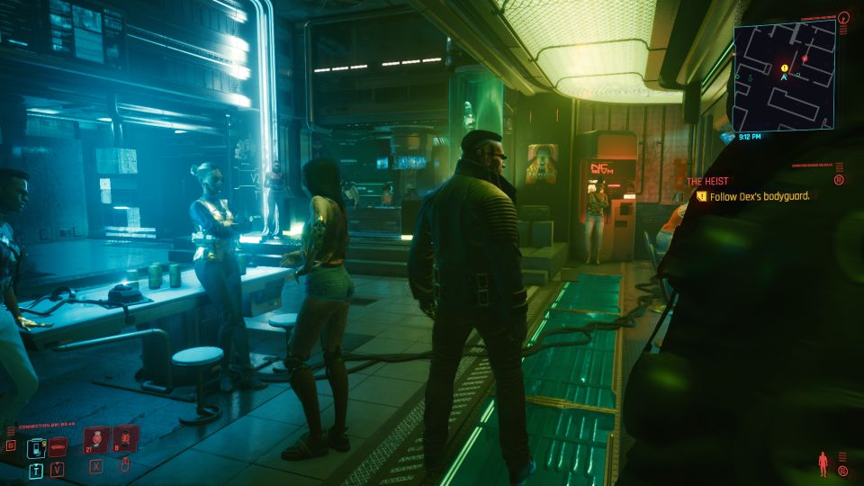 cyberpunk 2077 - the heist tips