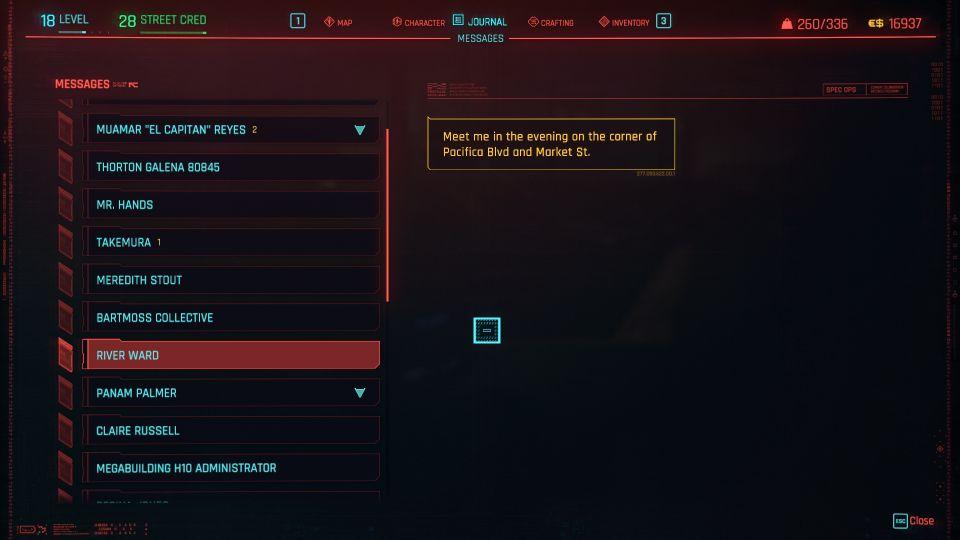 cyberpunk 2077 - the hunt guide
