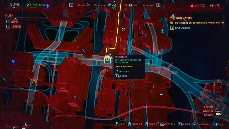 cyberpunk 2077 - the information guide