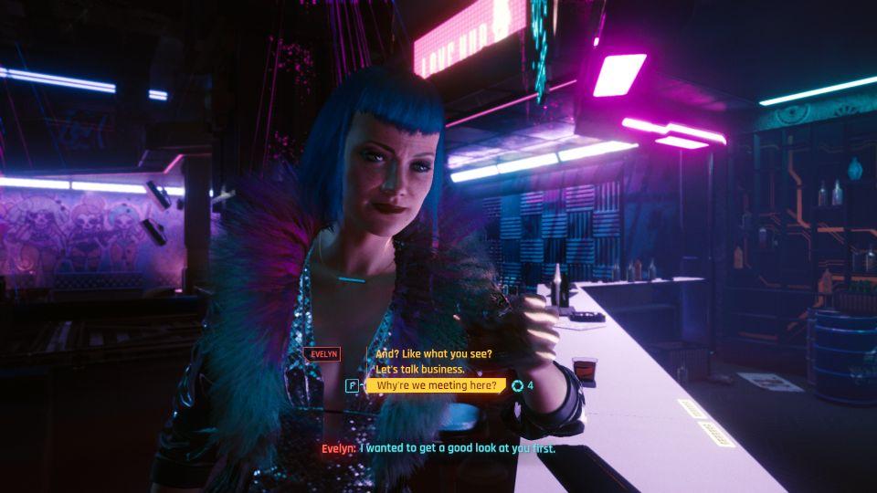 cyberpunk 2077 - the information heat signal