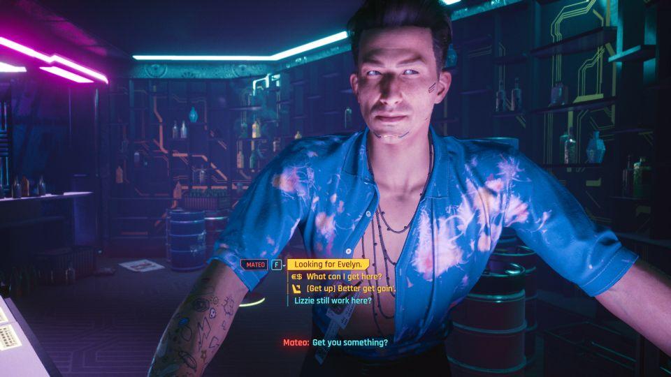 cyberpunk 2077 - the information wiki