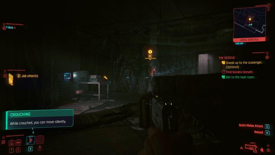 cyberpunk 2077 - the rescue tips