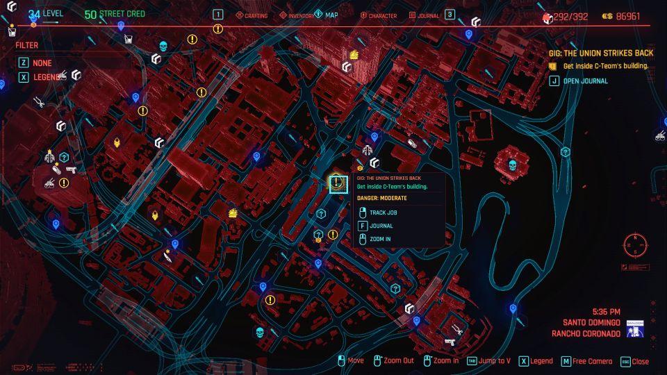 cyberpunk 2077 - the union strikes back guide