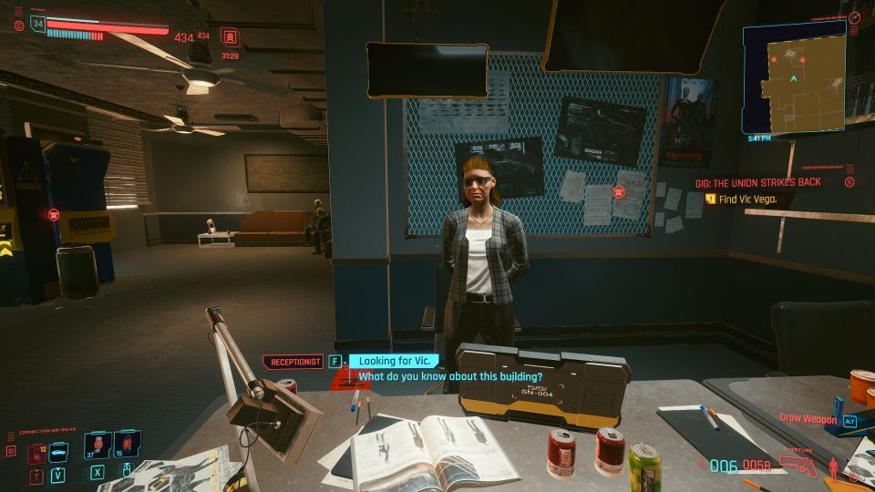 cyberpunk 2077 - the union strikes back wiki
