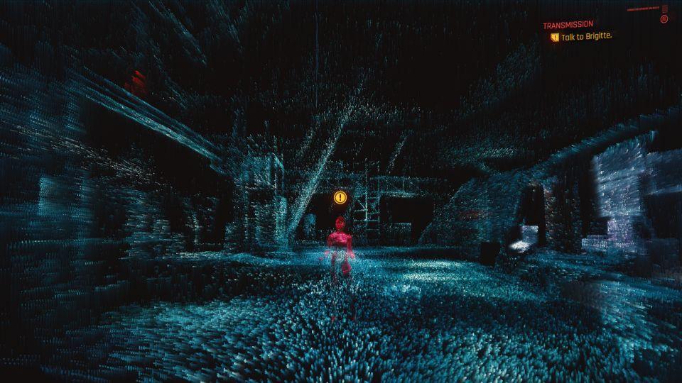 cyberpunk 2077 - transmission choices