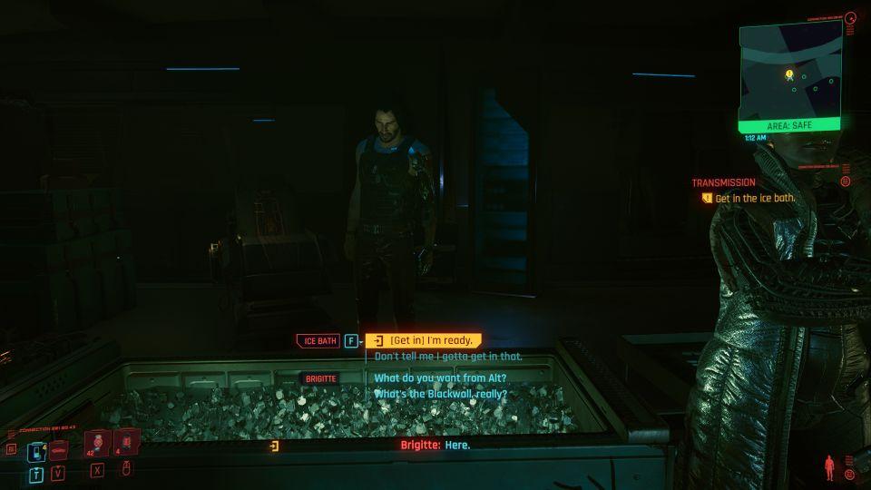 cyberpunk 2077 - transmission wiki