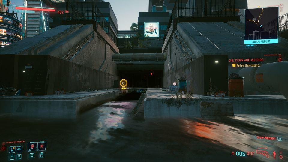 cyberpunk 2077 - tyger and vulture walkthrough