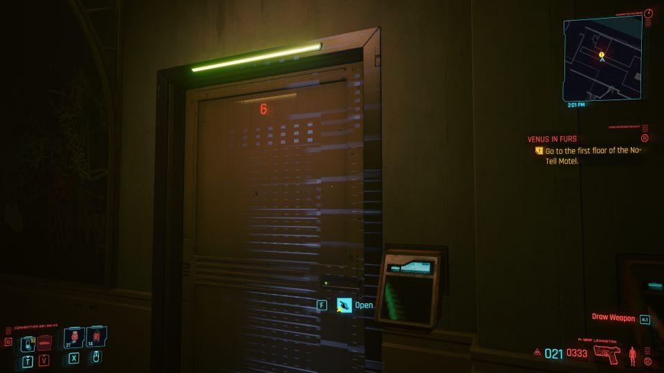 cyberpunk 2077 - venus in furs wiki