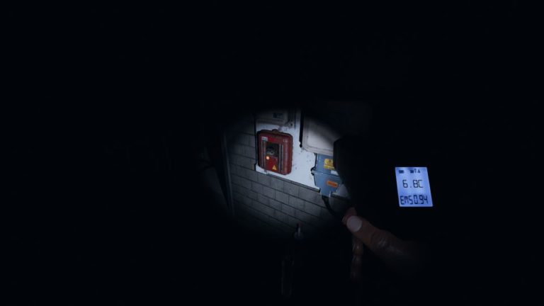 phasmophobia rooms now start with lower temperature - need breaker
