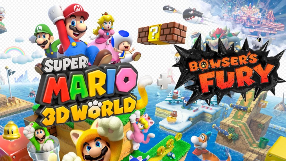 super mario 3d world plus bowser's fury