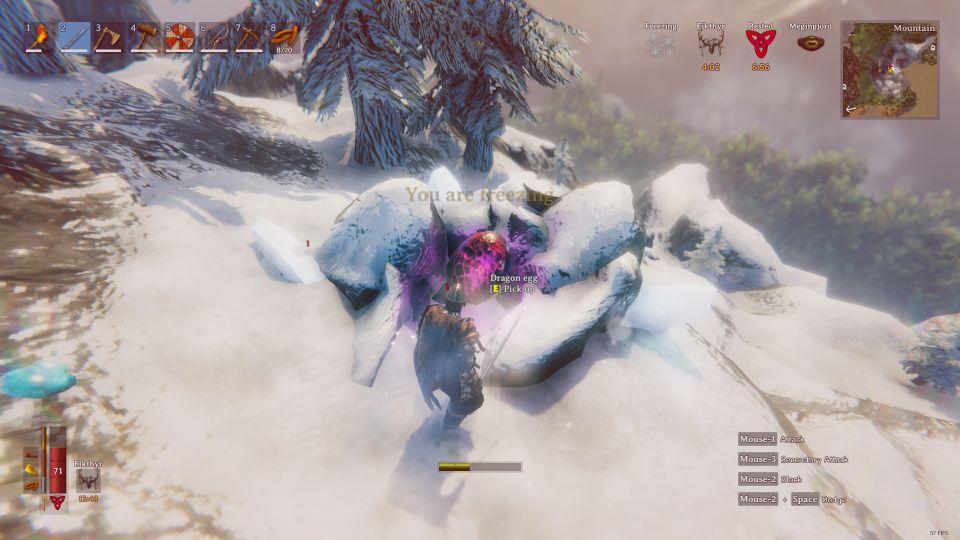 valheim spawn and defeat moder