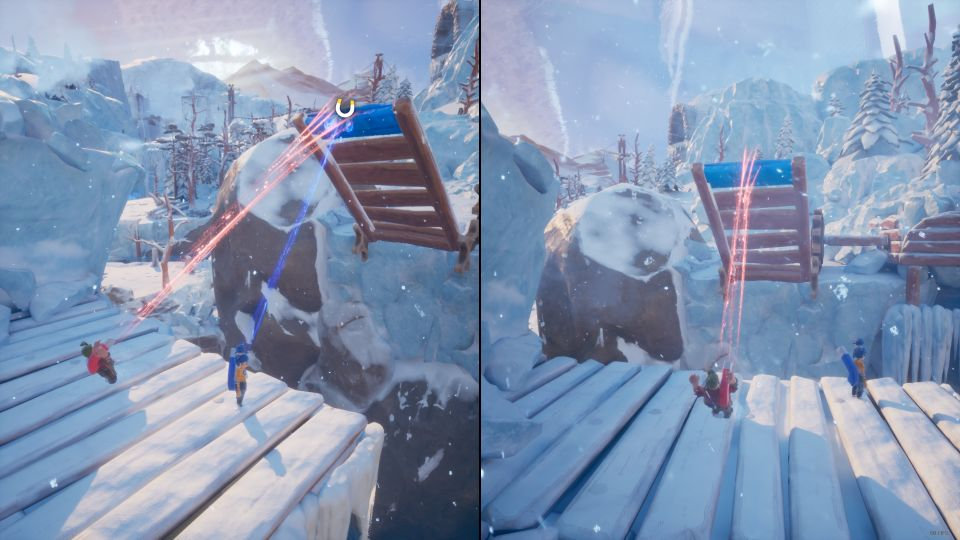 it takes two - the snow globe guide and tips