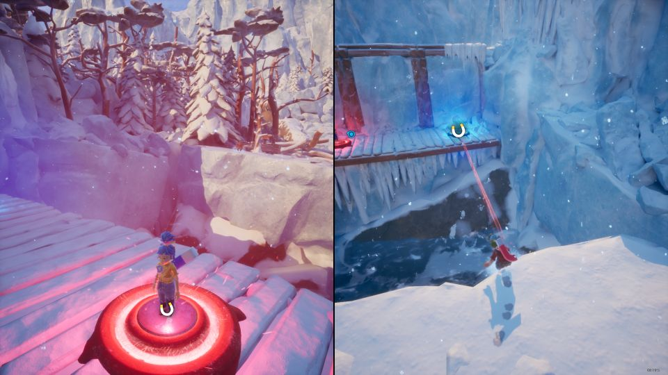it takes two - the snow globe wiki