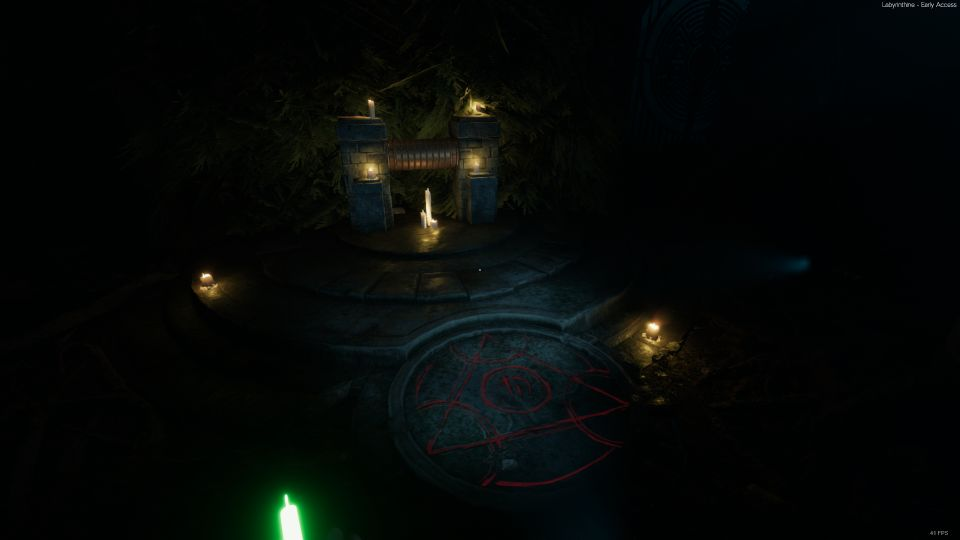 labyrinthine chapter 1 puzzle guide