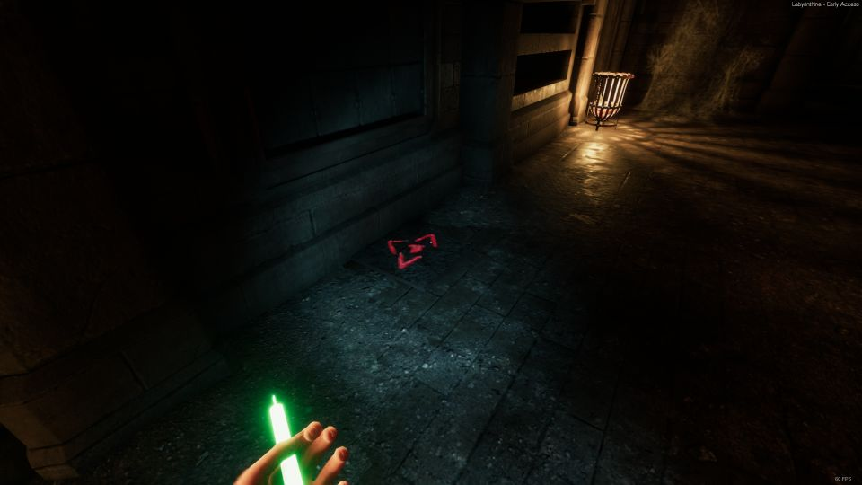 labyrinthine chapter 4 how to find levers