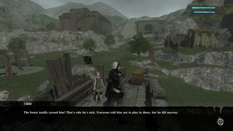 nier replicant - a child's final chance quest