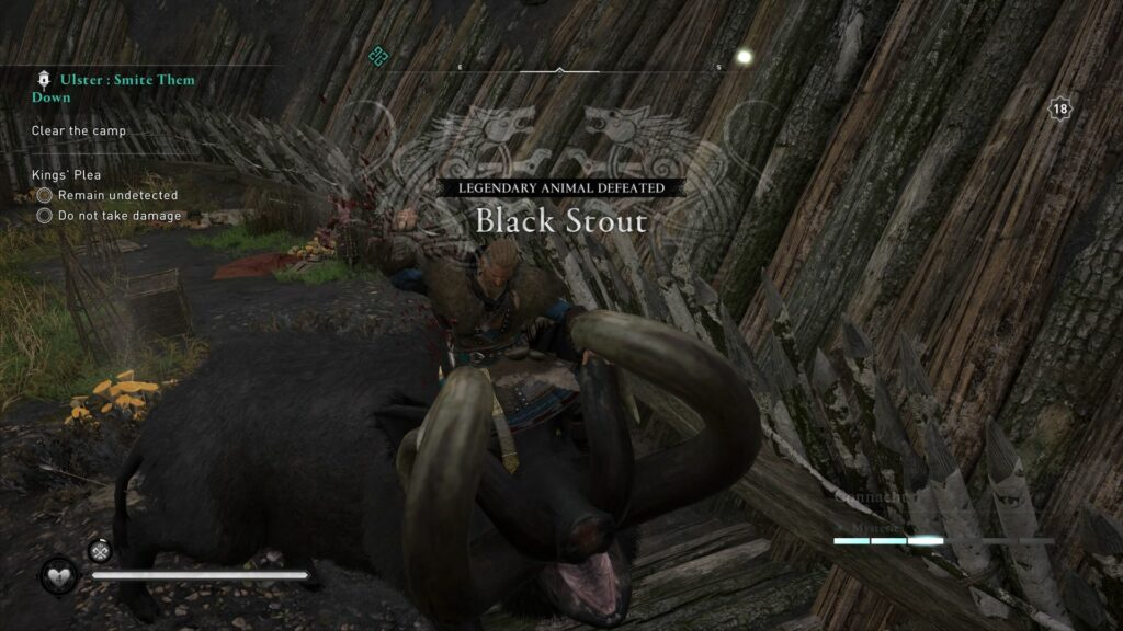 ac valhalla - black stout location