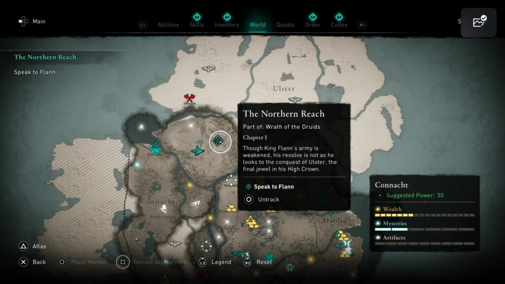 ac valhalla - the northern reach guide