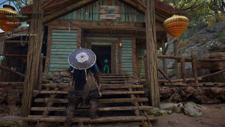 assassin's creed valhalla - irish adventure walkthrough