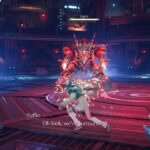 ff7 remake intergrade - the crimson mare