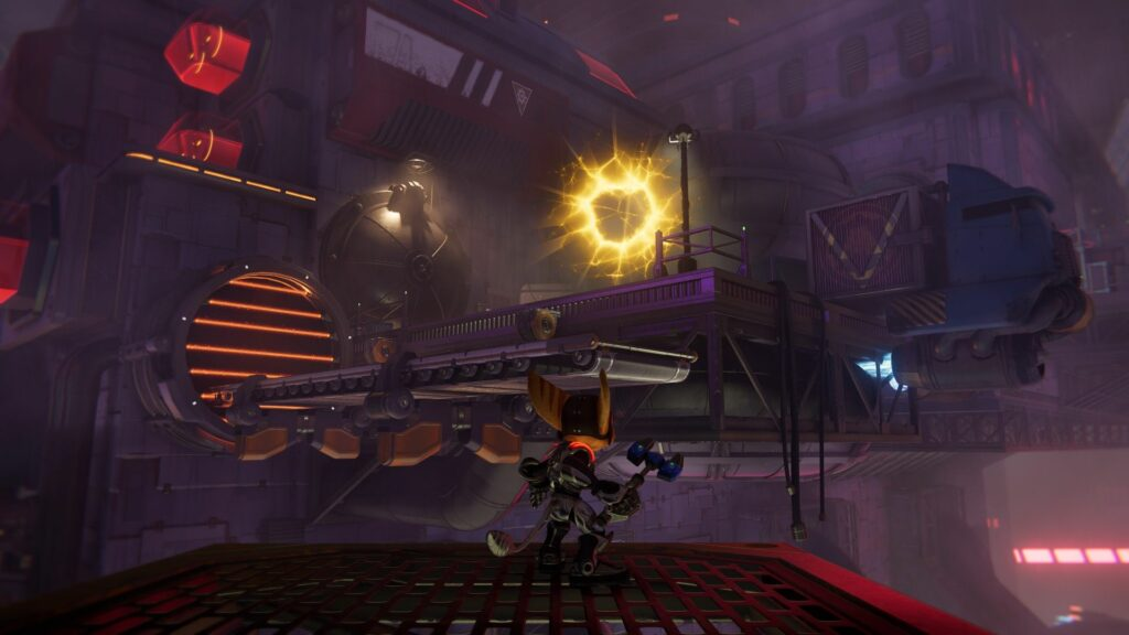 ratchet and clank rift apart - locate the resistance spybot wiki