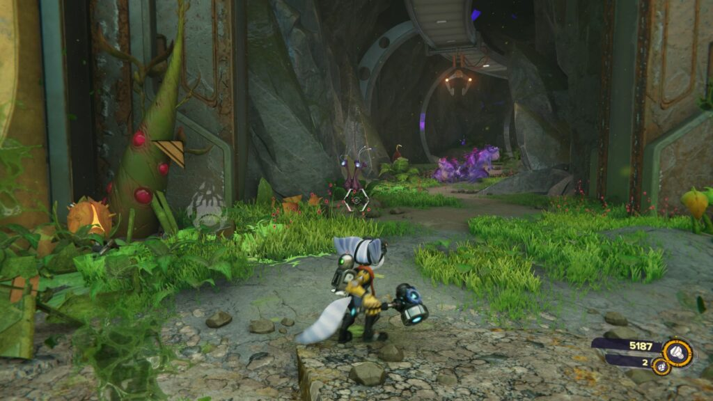 ratchet and clank rift apart - sargasso quest guide