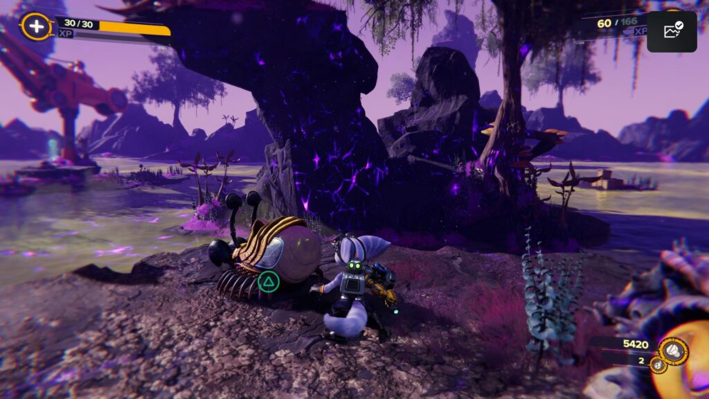 ratchet and clank rift apart - sargasso wiki