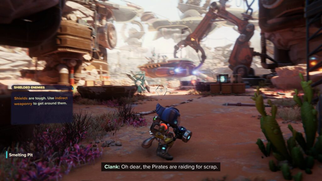 ratchet and clank rift apart - torren iv molonoth tips
